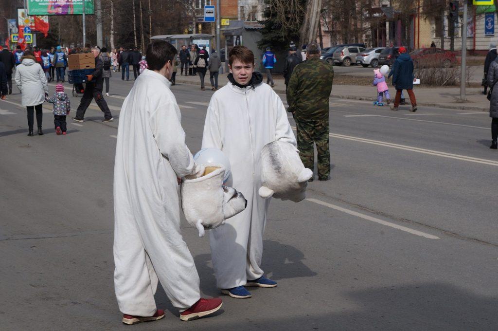 1 мая в Архангельске