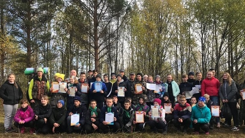 Молодежь Приморского района