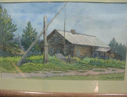 Деревня Веркола, Пинежский район