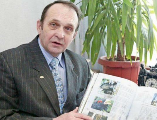 профессор САФУ Николай Бабич