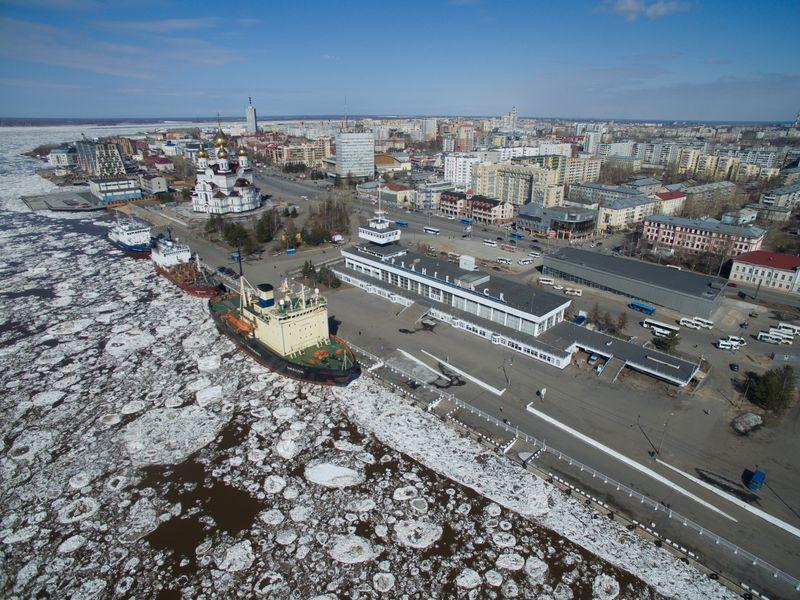 Третий фестиваль морского флота Арктики в Архангельске пройдёт в режиме онлайн