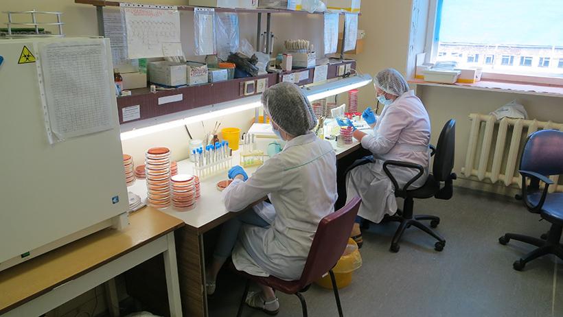 В регионе 43 новых заболевших коронавирусной инфекцией