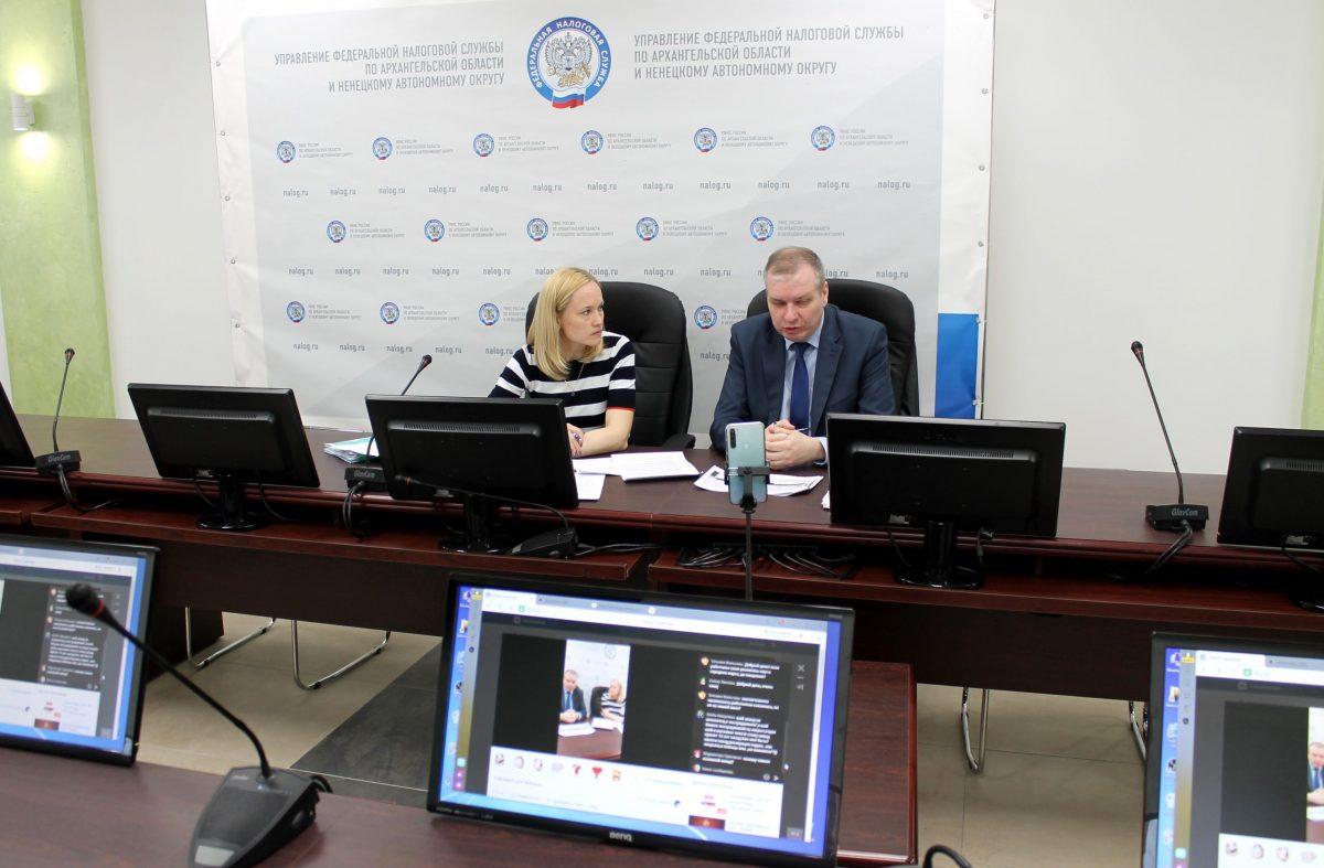 В Архангельской области более 2,5 тысяч предпринимателей  подали заявления на выплату МРОТ