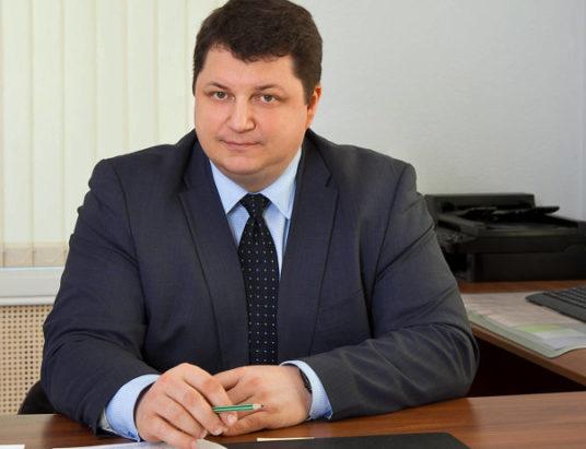 Министр Антон Карпунов