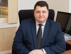 министр здравоохранения Архангельской области Антон Карпунов