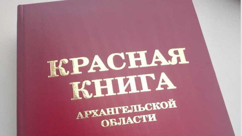красная книга Архангельской области
