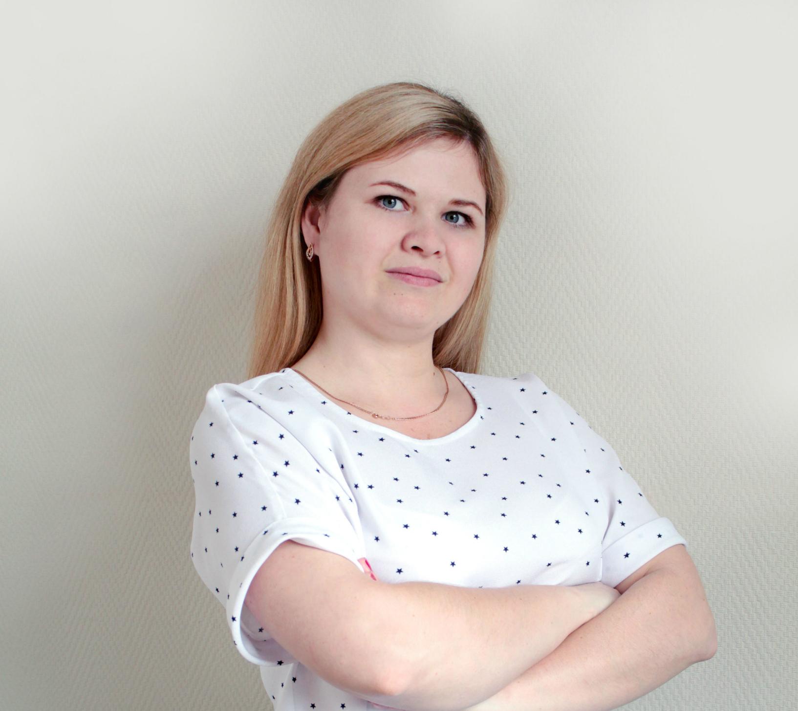 Наталья Кокорина, центр медицинской профилактики