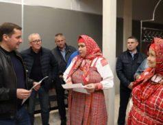 Александр Цыбульский побывал в Пинежском районе