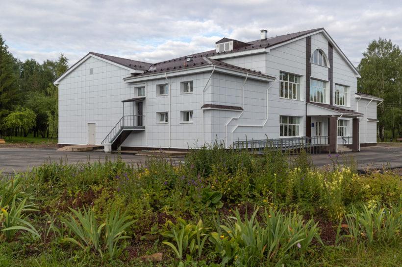 Культурный центр в Красноборске