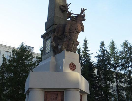 Обелиск_Севера