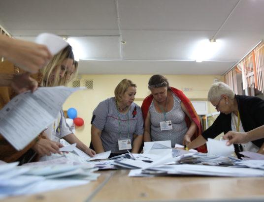 выборы_голосование