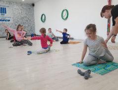 В Новодвинске клуб карате организовал спортивные выходные для детей из многодетных семей