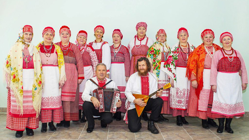 Северный хор_Здарье
