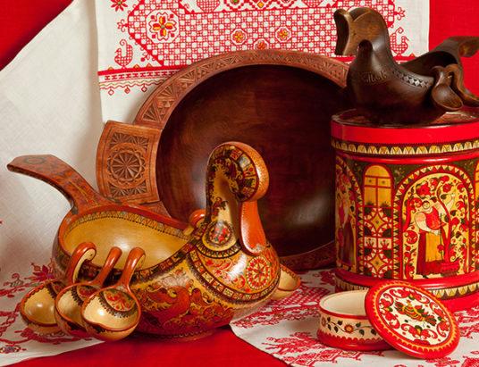 сувениры Архангельской области
