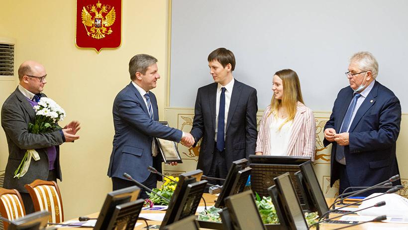 Морев_Ломоносовские премии