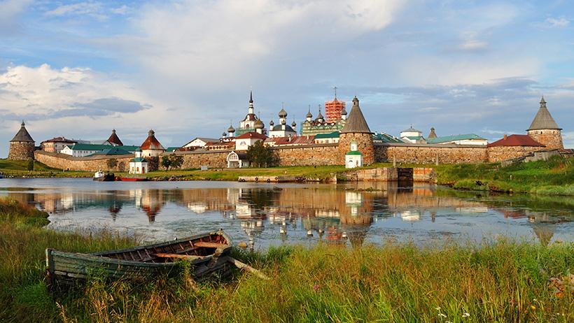 Соловецкий_монастырь