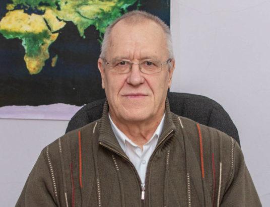 директор Института геодинамики и геологии ФИЦКИА УрО РАН Александр Малов