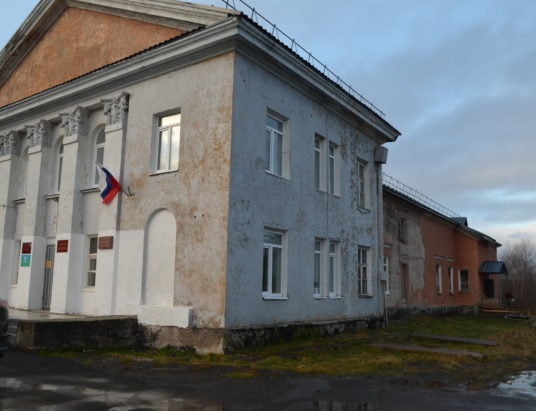 Дом культуры Васьково