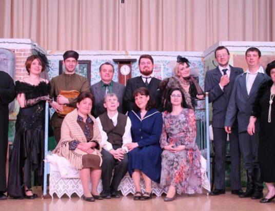 Каргопольский народный театр