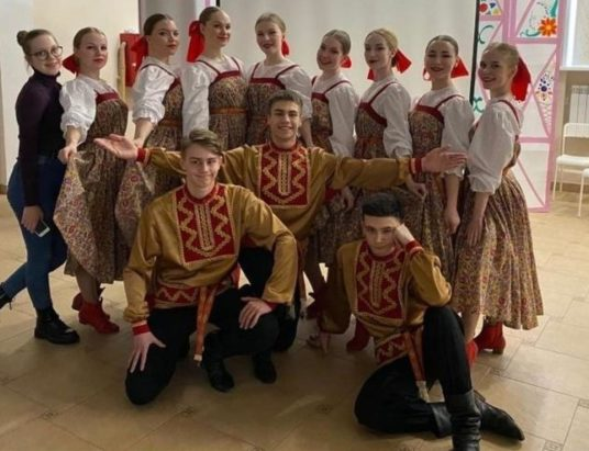 Ансамбль Архангельского колледжа культуры