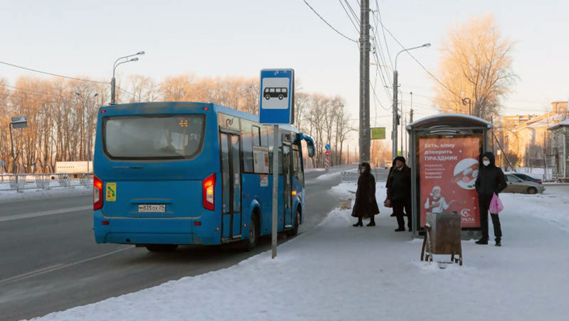 автобусы_Архангельск