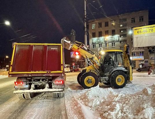 уборка_снега
