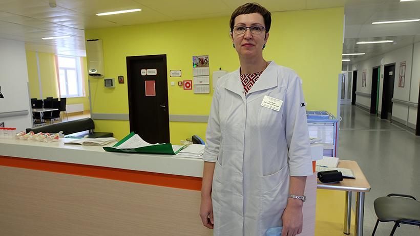 Екатерина Ольферт