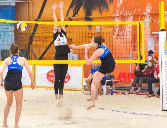 пляжный волейбол Архангельск