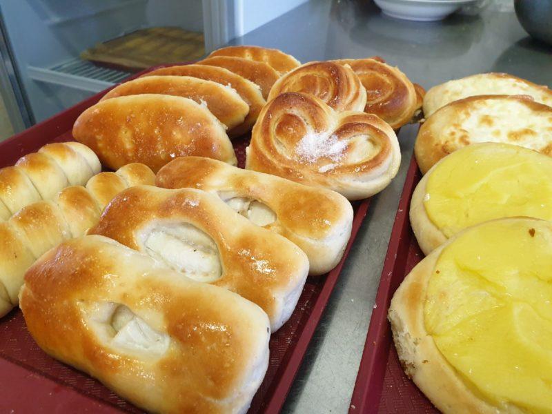 пироги, еда, горячее питание