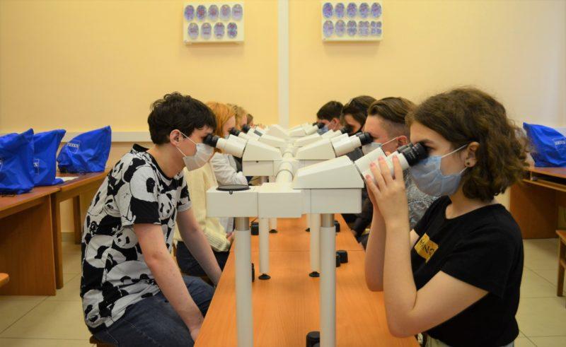 Дом научной коллаборации САФУ дарит школьникам возможность воплотить идеи в жизнь