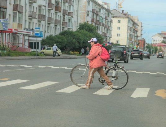 велосипед_Архангельск