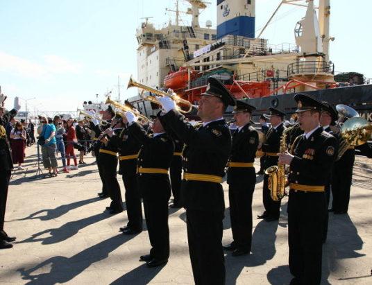 фестиваль морского флота