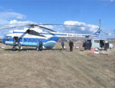 В Архангельской области за майские праздники санавиацией эвакуировано около 60 пациентов