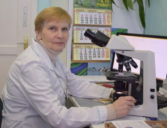 Татьяна Пославская