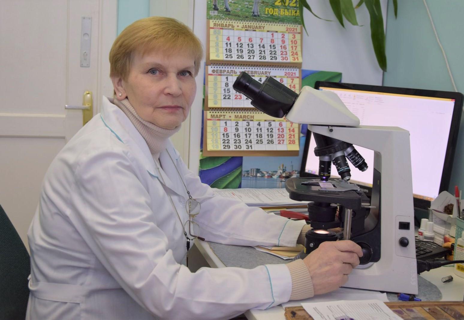 Татьяна Пославская: «В микроскопе страшная болезнь бывает такой красивой!»
