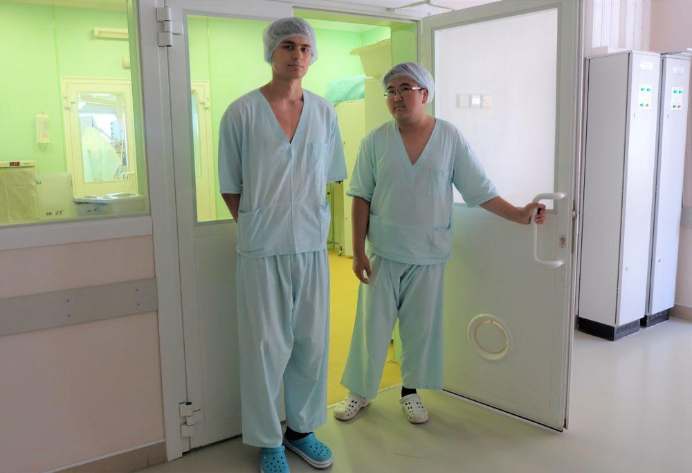 студенты-медики, отряд коллеги