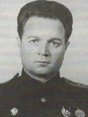 Бурков Константин Лаврентьевич