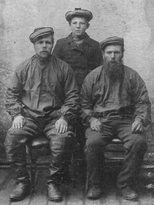 Андрей Чухчин (справа), Федор Безбородов (слева)