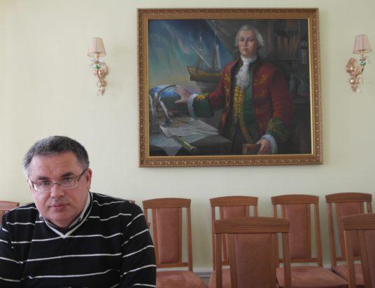 Павел Журавлев, Ломоносовский дом